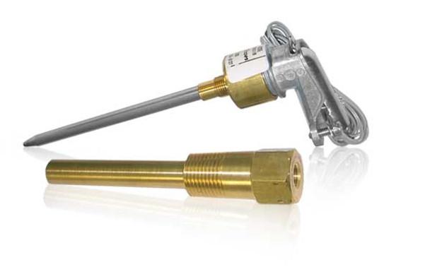 Sensaphone FGD-0105 - 10K Type Immersion Temperature Sensor