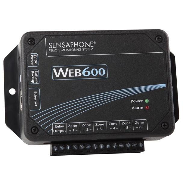 Sensaphone Web 600 - FGD-W600