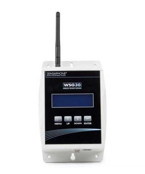 Sensaphone Wireless Sensor Gateway Data Logger, Email Notifier- FGD-WSG30