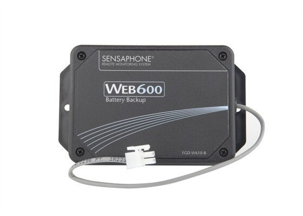 Sensaphone Web 600 Battery Backup