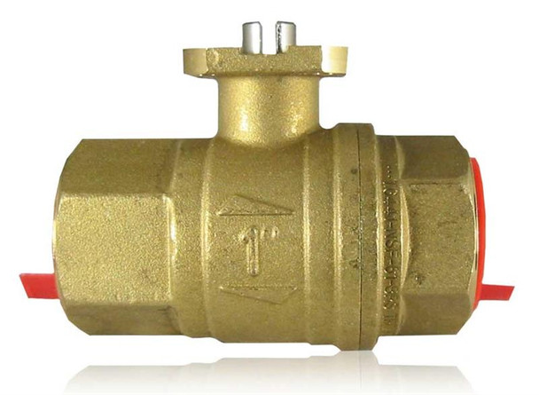 WaterCop Ready Brass Valve 3/4 Inch