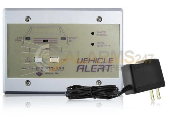 Winland Vehicle Alert Console Only (no probe or transformer) - VAL-C