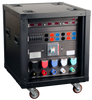 """Lex """"Viceroy"""" Rack, 200 Amp PowerRACK with (24) 120 VAC or 208 VAC Circuits and Metering"""