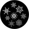 Rosco/GAM Snowflakes 2 Steel Gobo