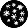 Rosco/GAM Snowflakes 3 Steel Gobo
