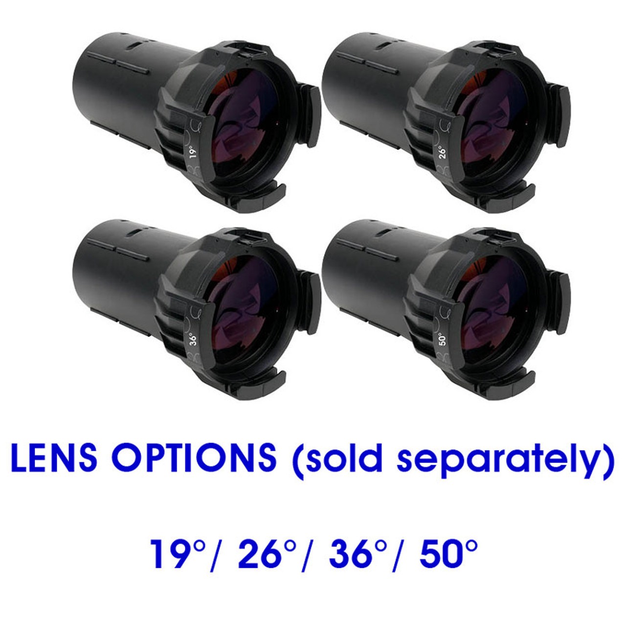 Elation 26 Degree Lens