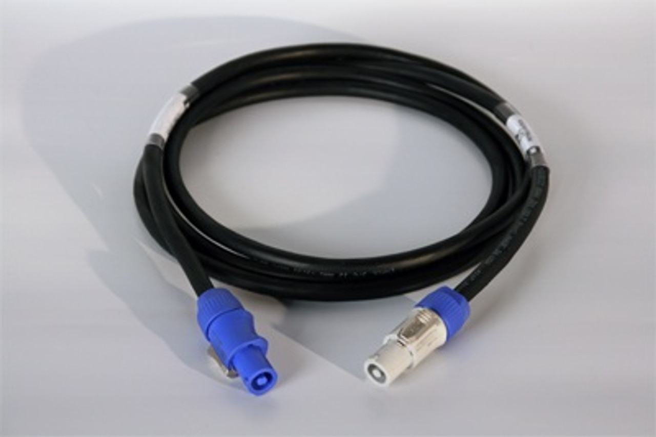 Lex 20 Amp PowerCON Extension - 25'