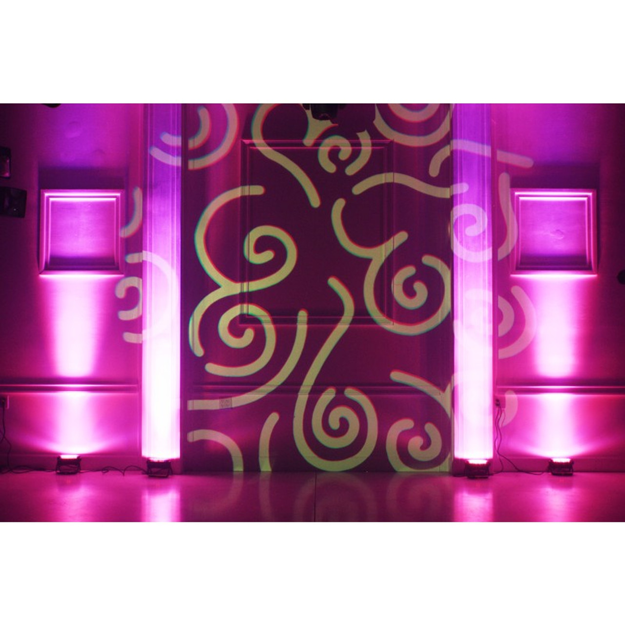 American DJ PinPoint Gobo Color