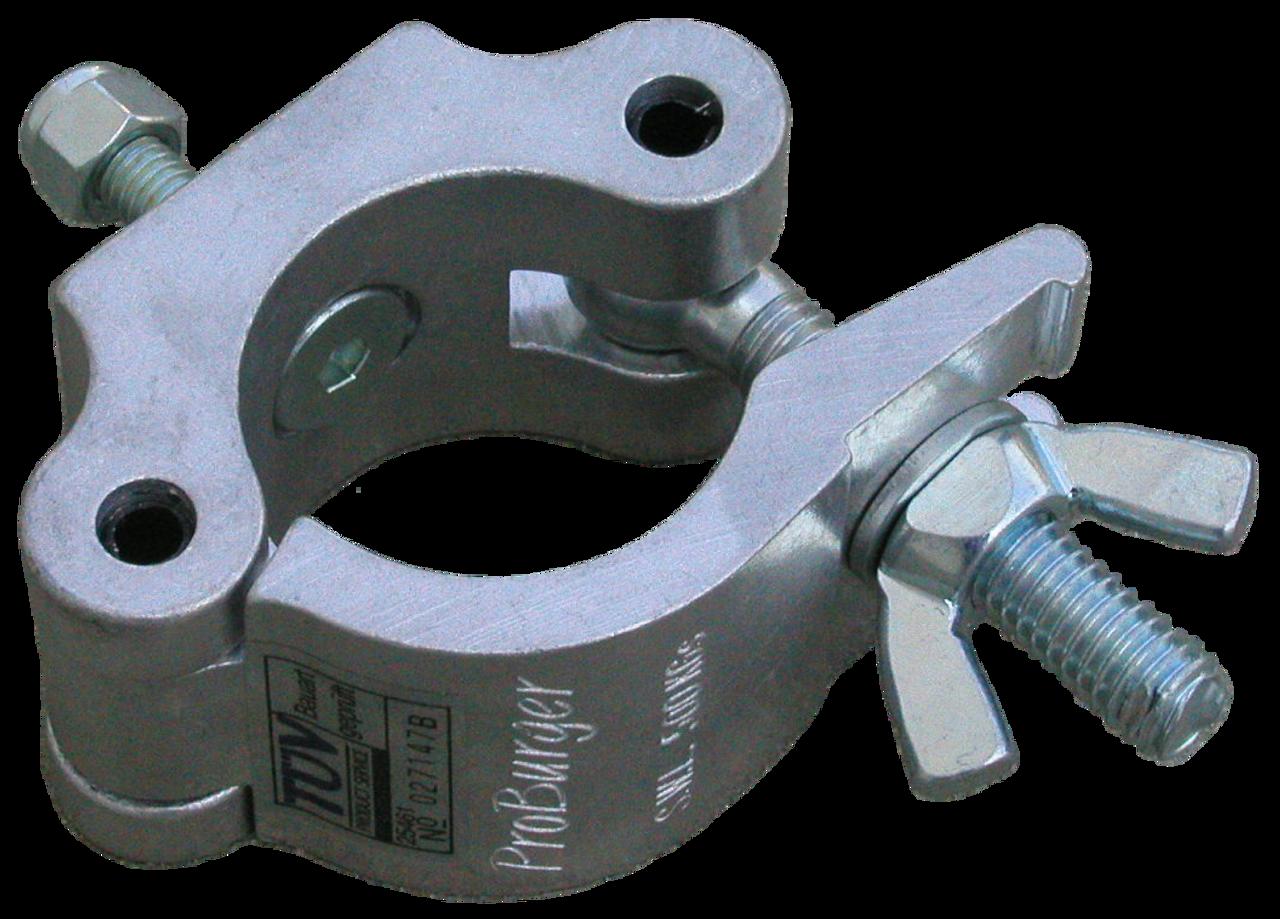 "ProBurger 2"" Aluminum Half-Coupler w/ 3/8"" Bolt PRBHC3/8"