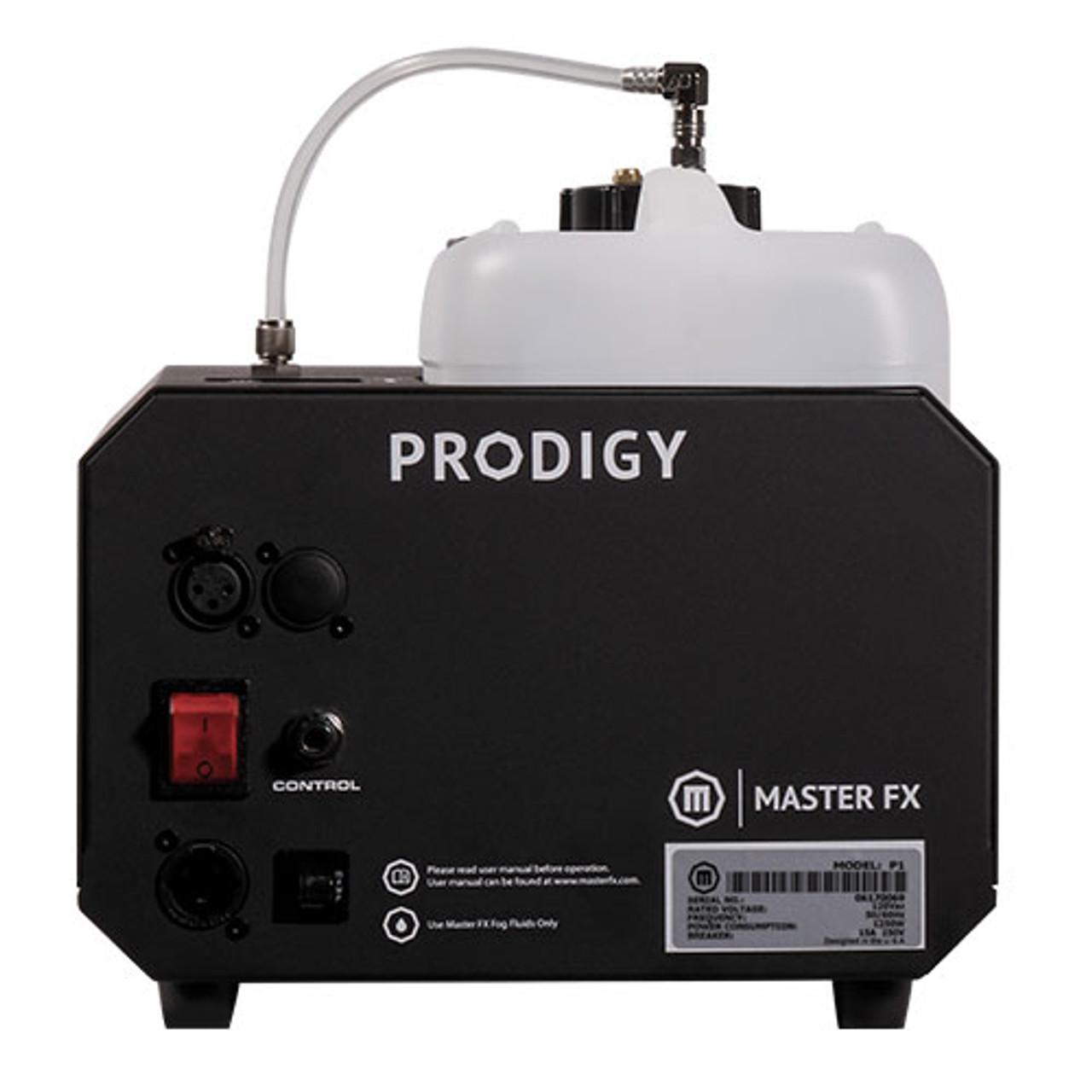 Master FX Prodigy Fog Machine (MFX-P1)