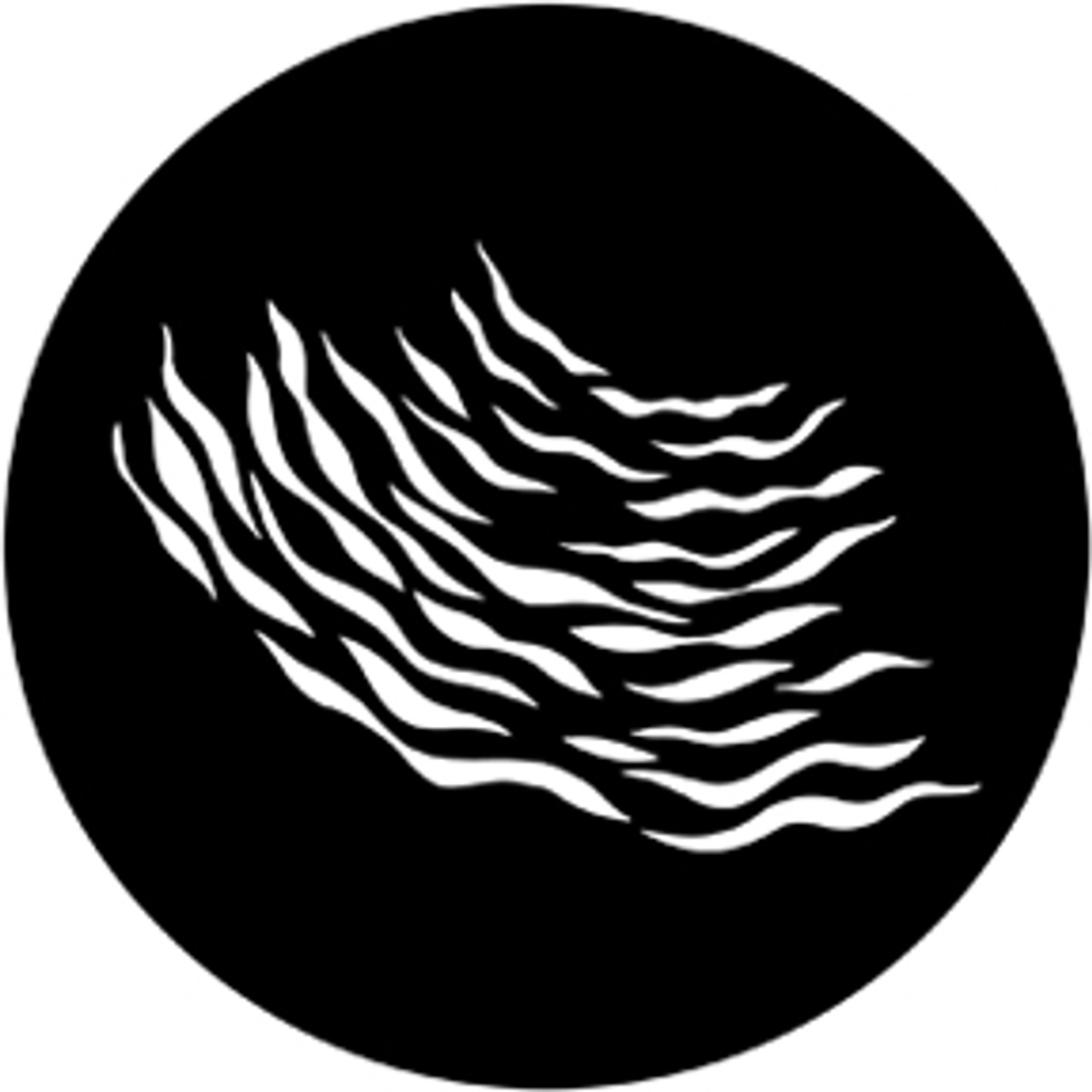 Rosco/GAM Les Mis Quadrant Whirlpool Steel Gobo