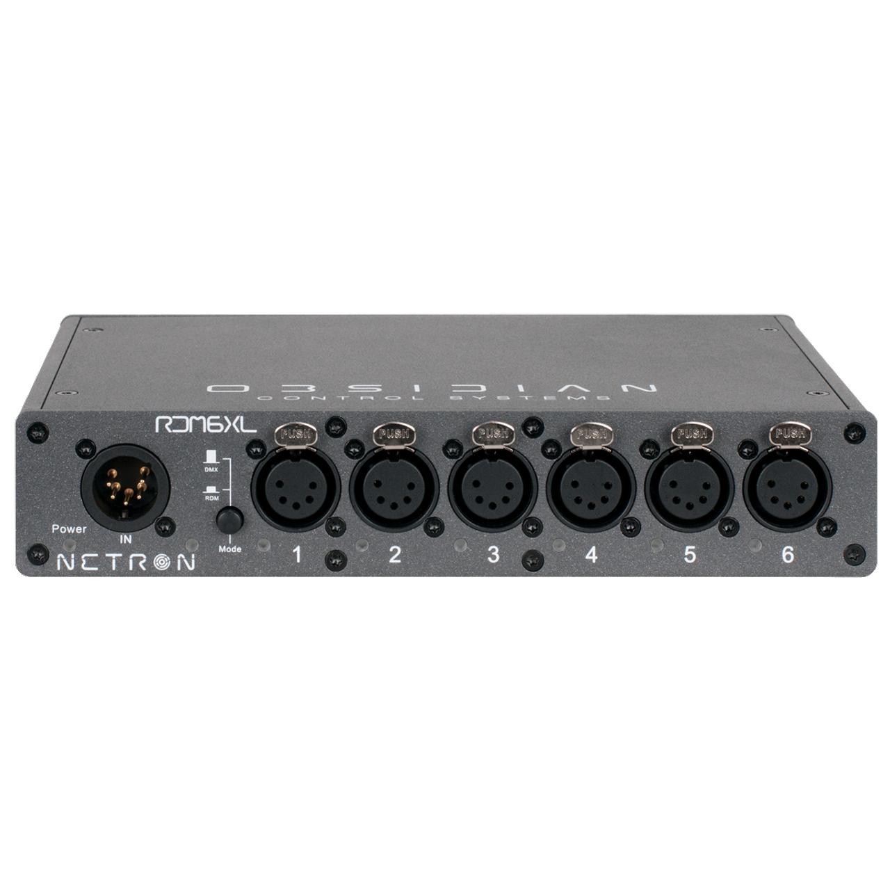 Obsidian Control Systems Netron RDM 6XL