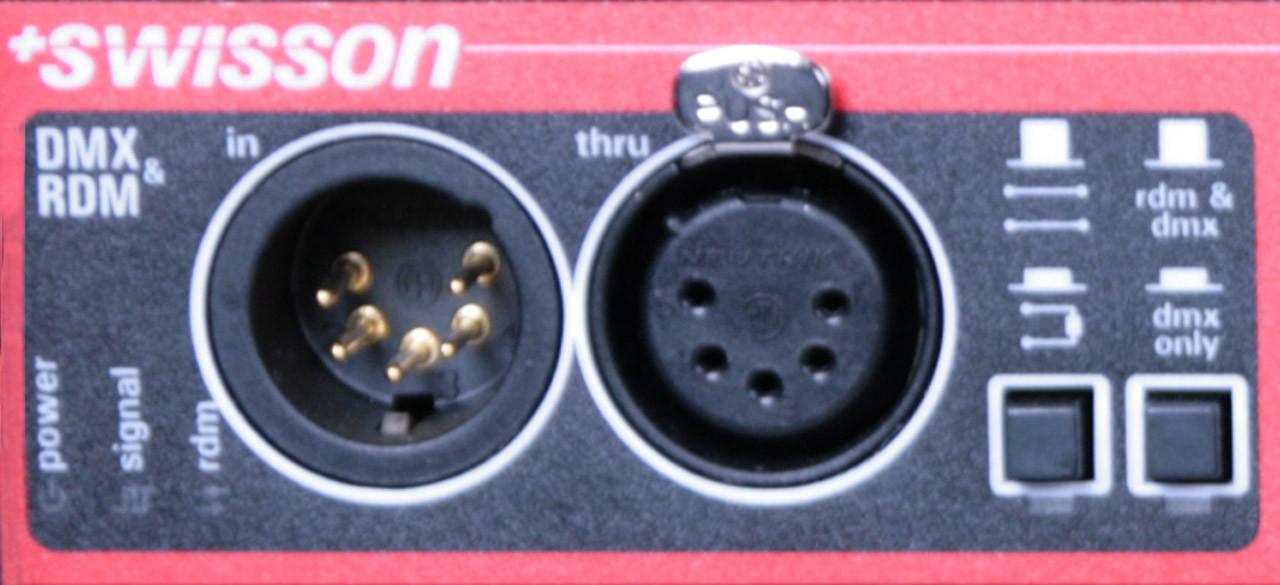 Lex 100 Amp LOpSter™ Lunchbox, RDM Splitter