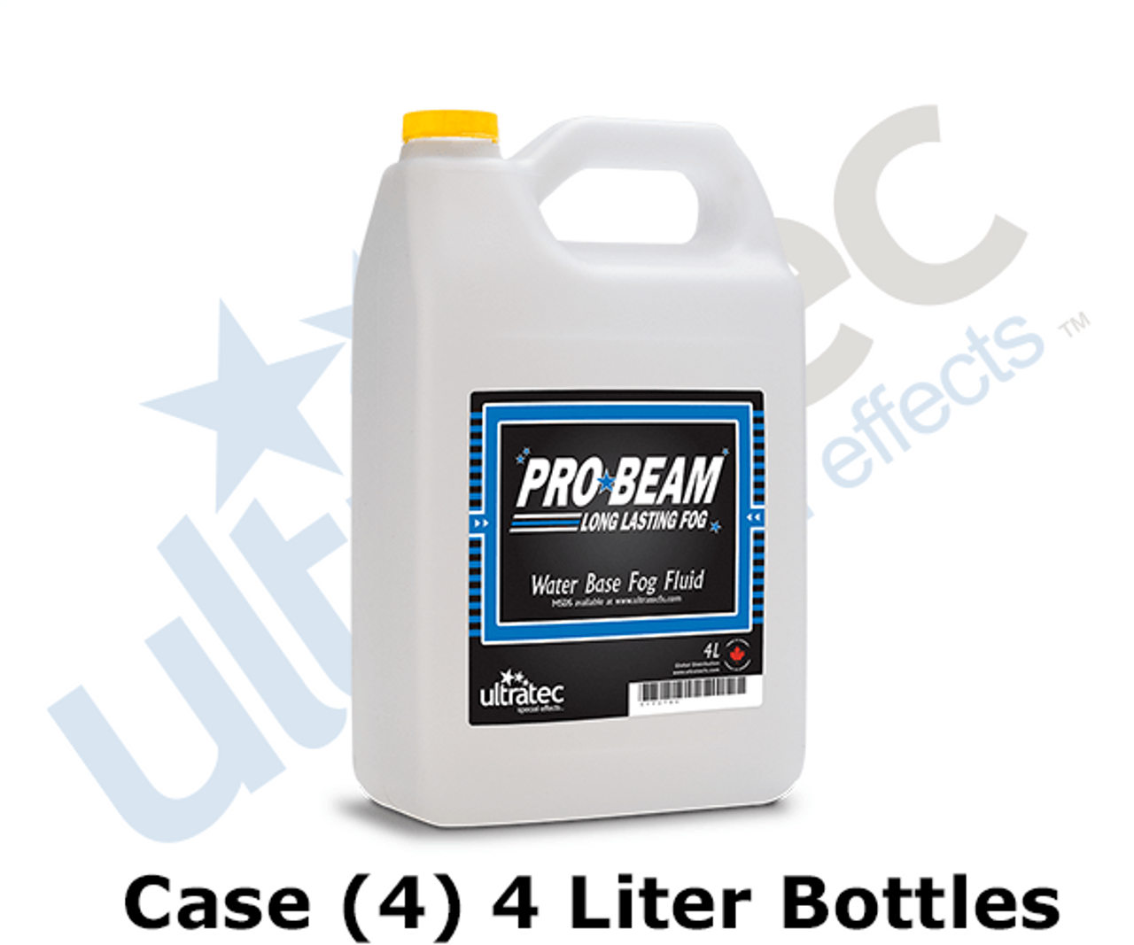 Ultratec Pro Beam Fog Fluid by the Case