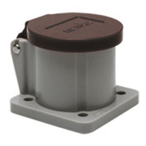 Leviton 16 Series Snap Back Cover, 16S31