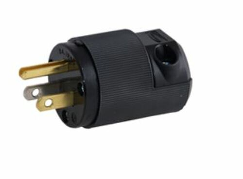 Hubbell 5266CM2 Male Edison Connector