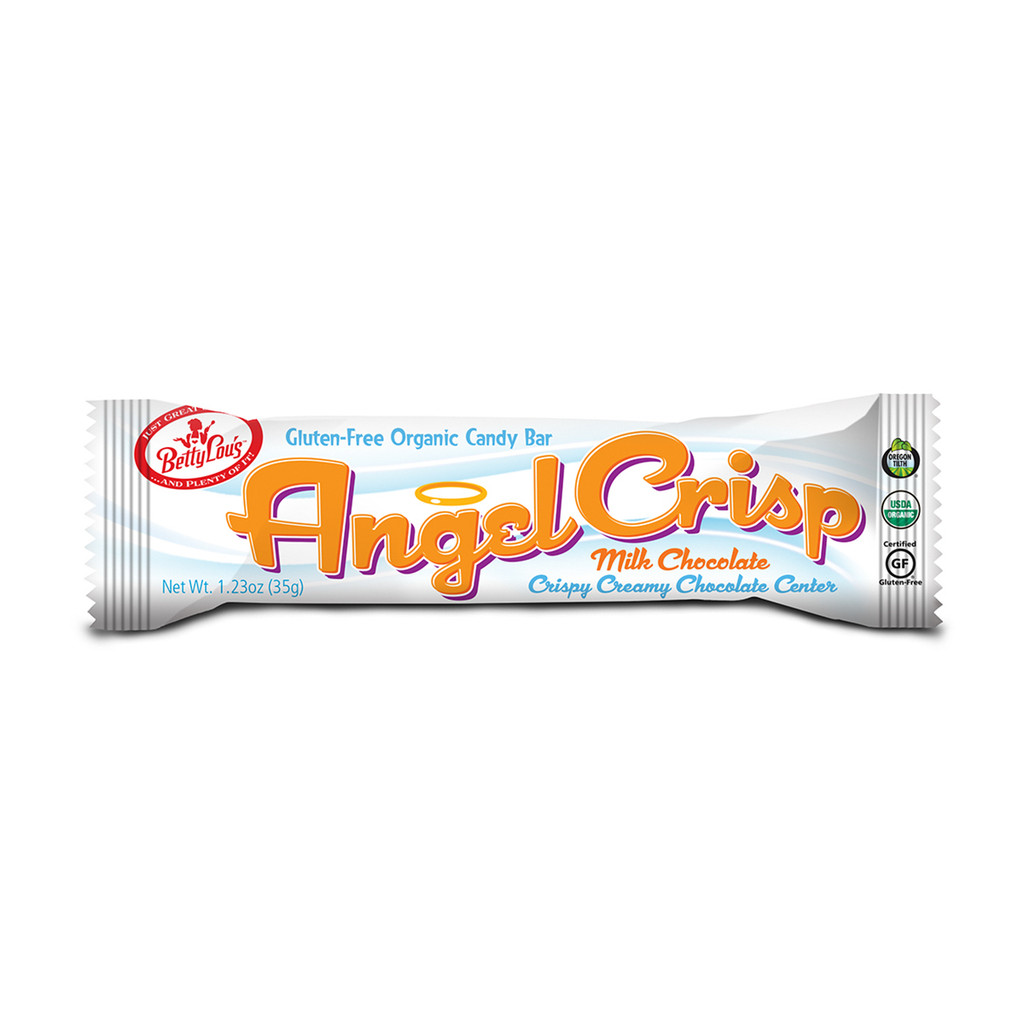 Angel Crisp Milk Chocolate