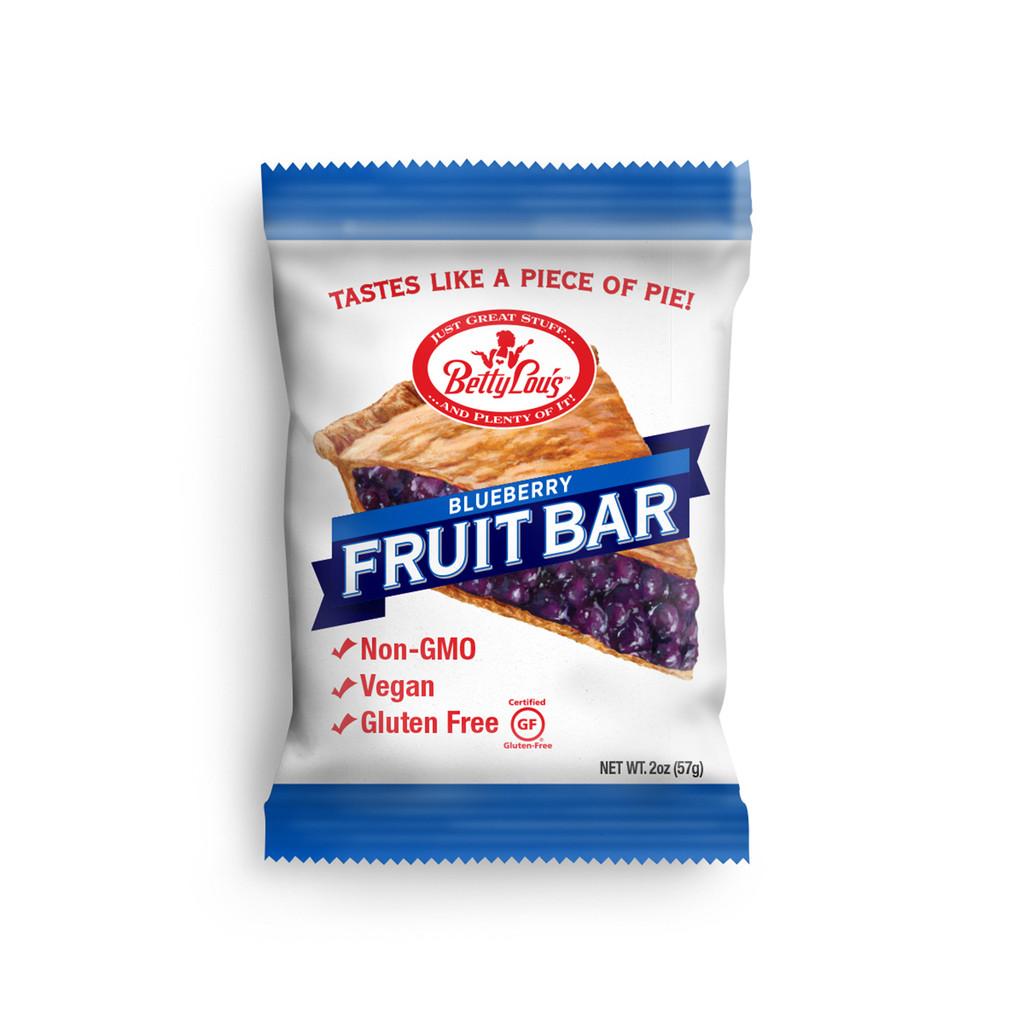 Blueberry Fruit Bar