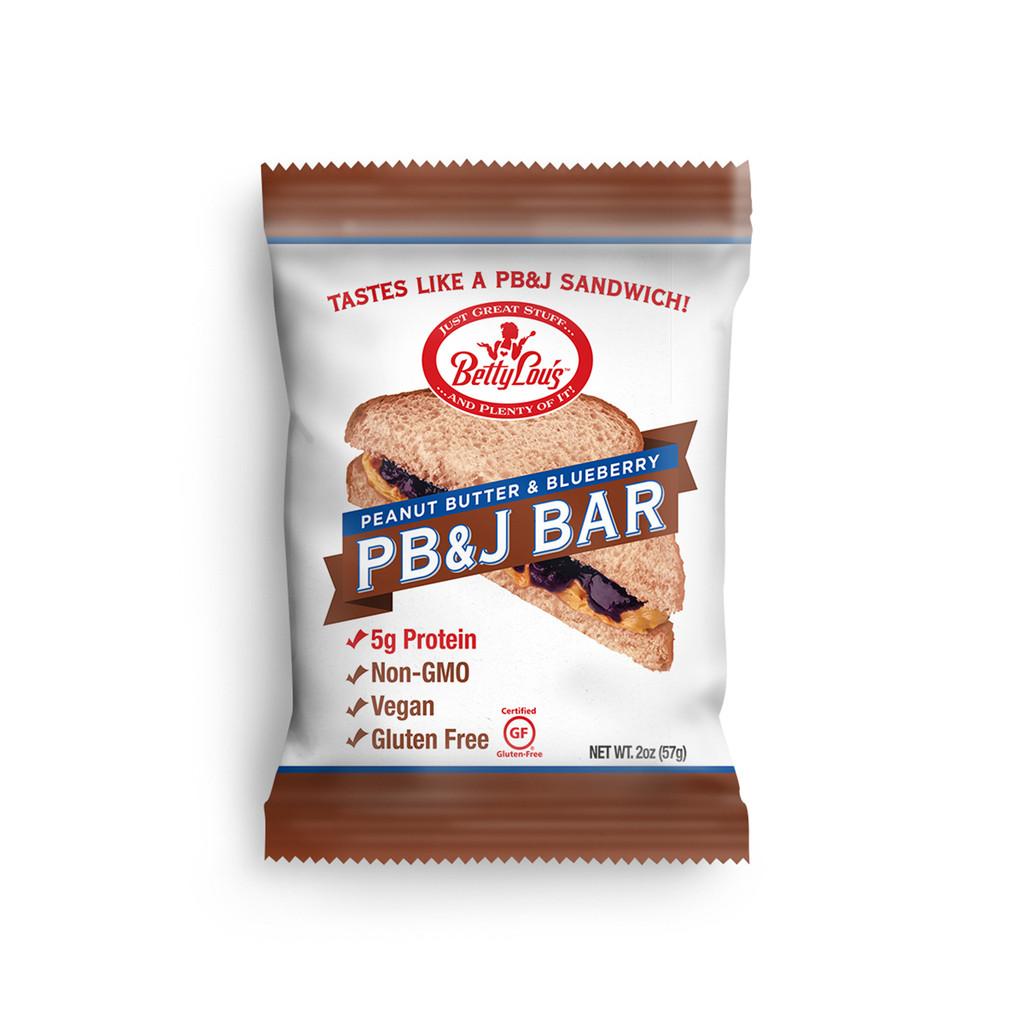 Blueberry PB&J Fruit Bar
