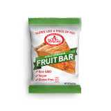 Apple Cinnamon Fruit Bar