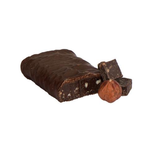 Dark Chocolate Hazelnut Bar Ingredients