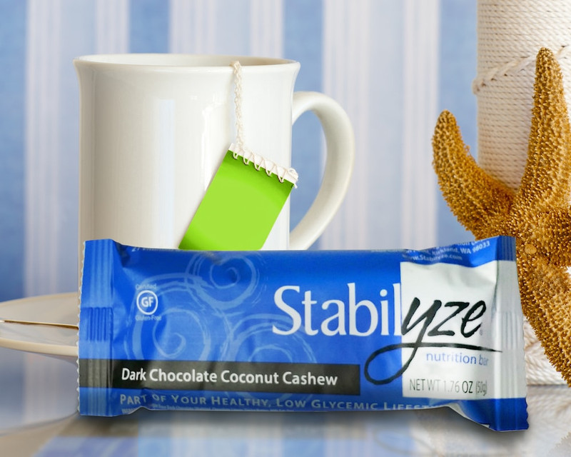 Stabilyze Nutrition Bar Ingredient Details