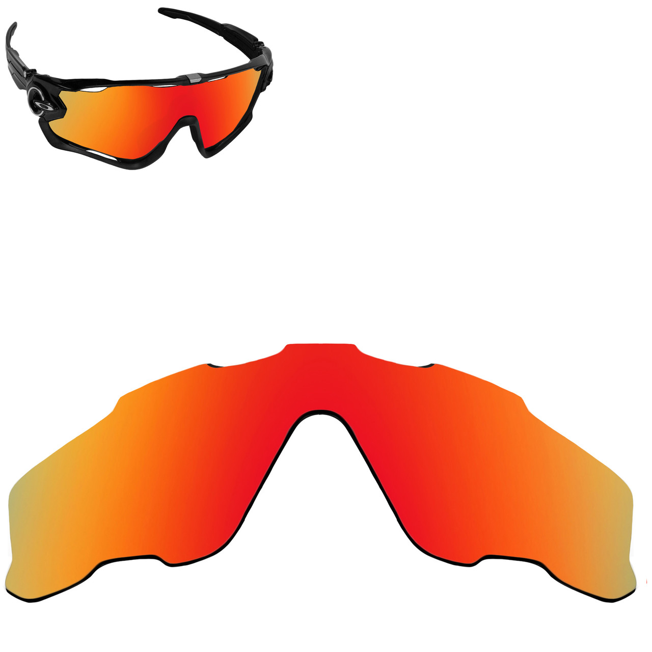 71e78cbcda Fits Oakley Jawbreaker - Seek Optics