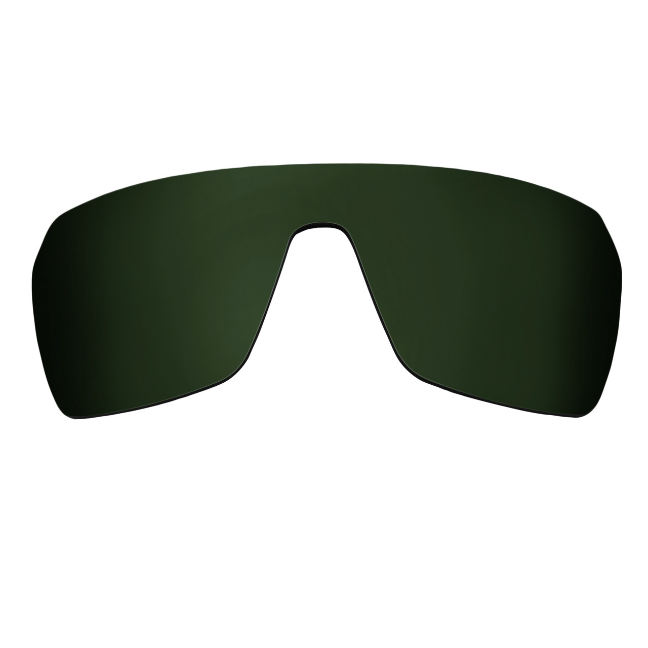 Replacement Lenses Compatible with SPY OPTICS Dirty Mo Polarized G-15 Grey Green