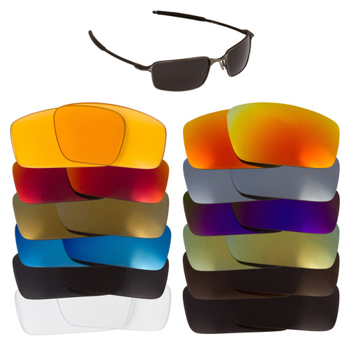 Square Wire (2006), Oakley, Lenses, Best, New