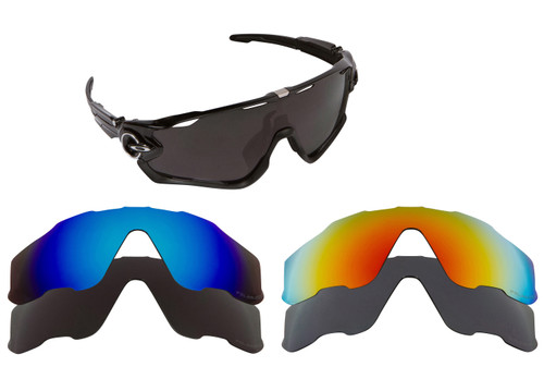 JAWBREAKER, Oakley, Lenses, Best, New