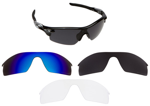 RADARLOCK PITCH, Oakley, Lenses, Best, New