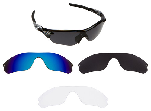 RADARLOCK EDGE, Oakley, Lenses, Best, New