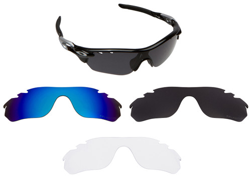 VENTED RADARLOCK EDGE, Oakley, Lenses, Best, New