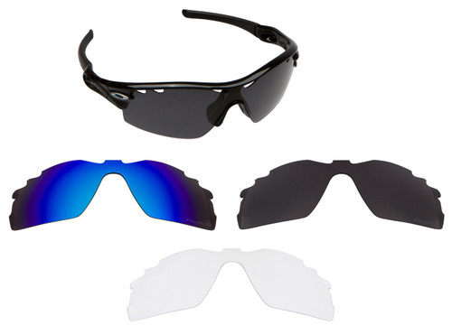 Fits Oakley Radar Pitch (Vented) Asian Fit