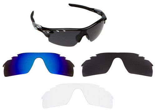VENTED RADARLOCK PITCH, Oakley, Lenses, Best, New