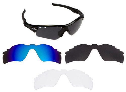 Fits Oakley Radar Edge (Vented) Asian Fit
