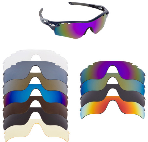 VENTED RADARLOCK PATH Asian Fit, Oakley, Lenses, Best, New