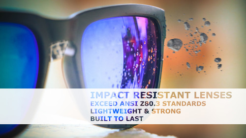 Polarized, Quality, Sunglasses, Clear, Prizm