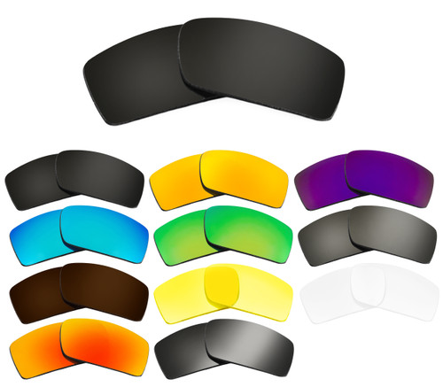 Gascan, Oakley, Lenses, Best, New
