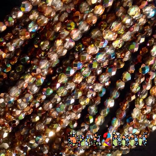 3mm Crystal Magic Goblin ( 95400 ) Fire Polish ( 600 Pieces )