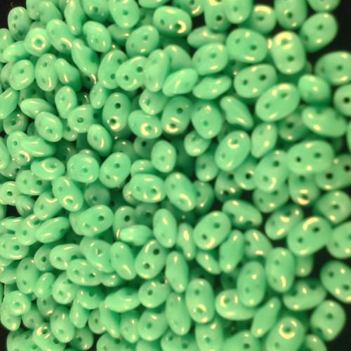 Green Turquoise ( 63130 ) MiniDuos 2x4 ( 25 grams )
