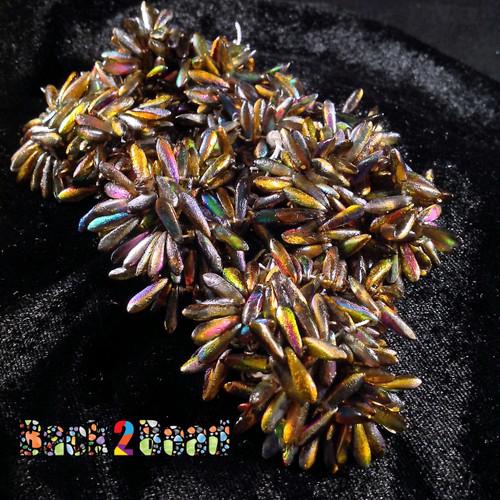 3x11 Magic Copper ( 95300 ) Etch Daggers© ( 150 Pieces )