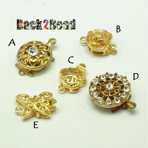 Pick a letter,  place in comment section. If you order more then one, please note that in quantity. These Box Clasps are so beautiful, you'll hate to part with them from your collection, lol.