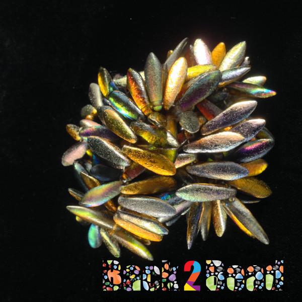 5x16 Crystal Magic Copper ( 95300 ) Etch Daggers© ( 150 Pieces )
