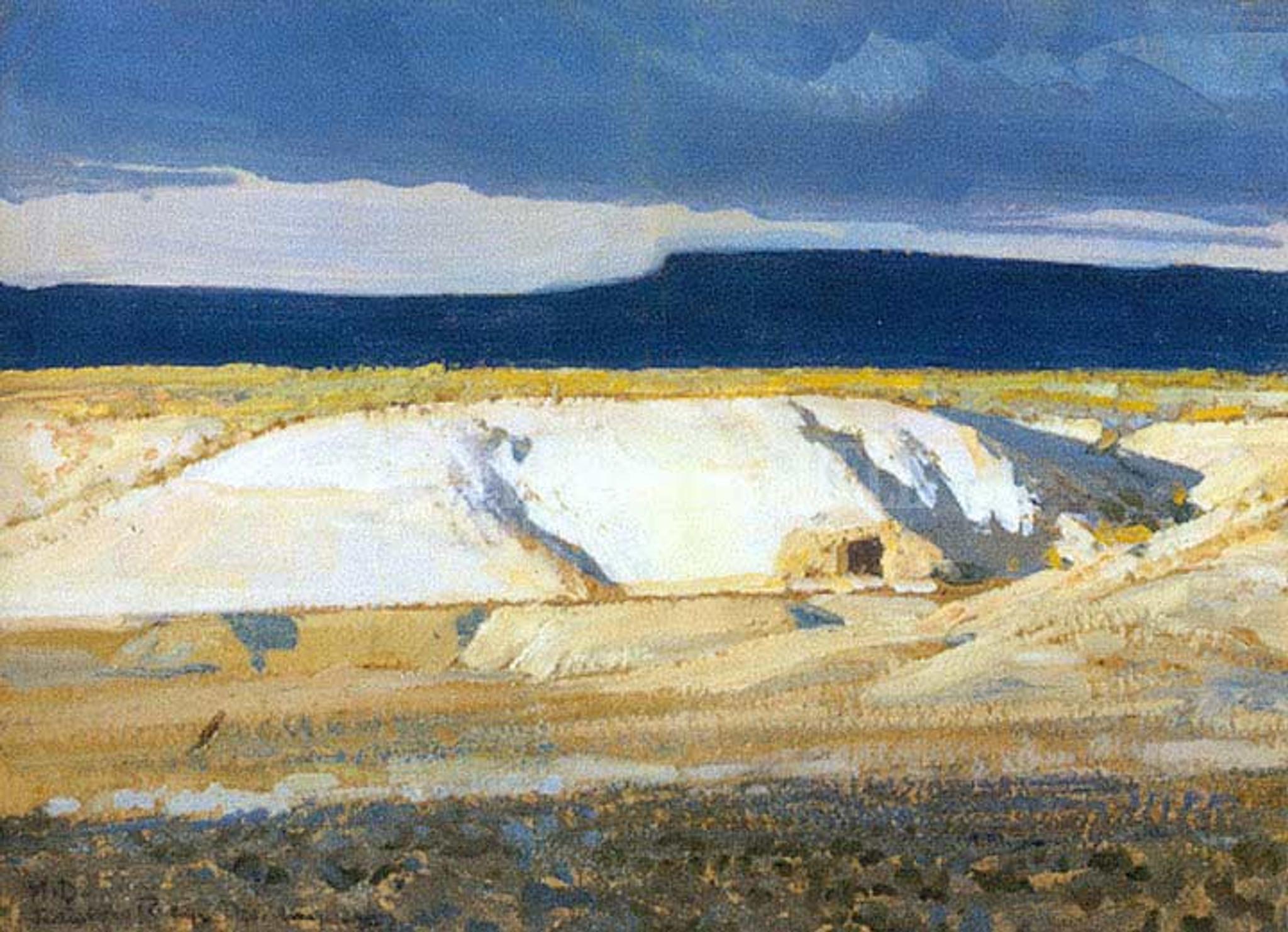 Opal Mine by Maynard Dixon