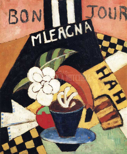 A Nice Time by Marsden Hartley