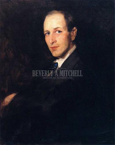 George Wesley Bellows by Robert Henri