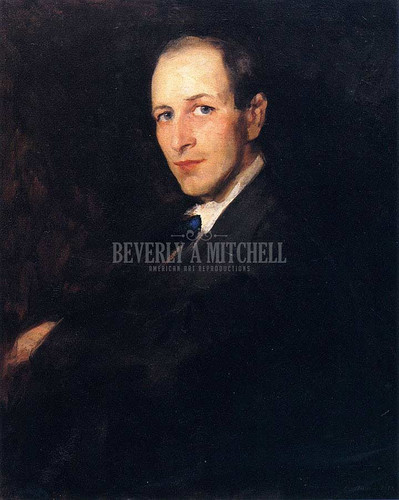 George Wesley Bellows by Robert Henri