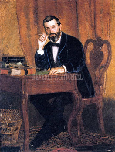 Dr. Horatio Wood by Thomas Eakins