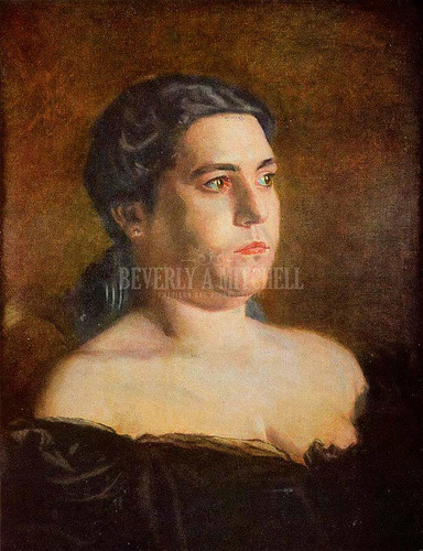 Maybelle by Thomas Eakins